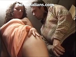 Bocchino della italiana pompino da maestra - the Italian blowjob from teacher