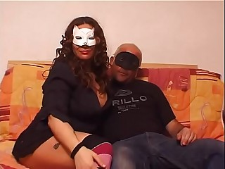 Real Italian Couple fucks hard